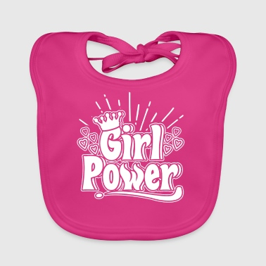 Girl Power - Girl Power - Bavaglino