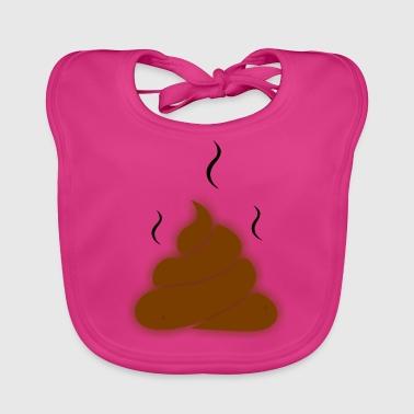 Tasche Emoji Kinder Fasching Accessoire Handtasche Lustig Kackhaufen