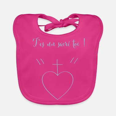 Coronation you are a coronation - Baby Bib