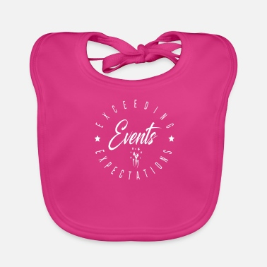 Eventer Event Event Manager Event Planner Gift - Baby Bib