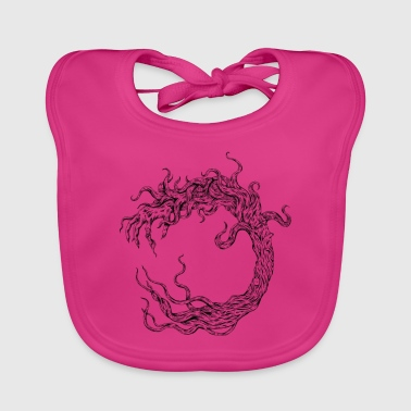 the ancient tree - Baby Organic Bib