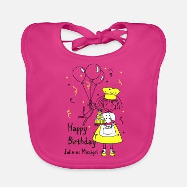 Joyeux Anniversaire Julie Et Mistigri T Shirt Enfant Spreadshirt