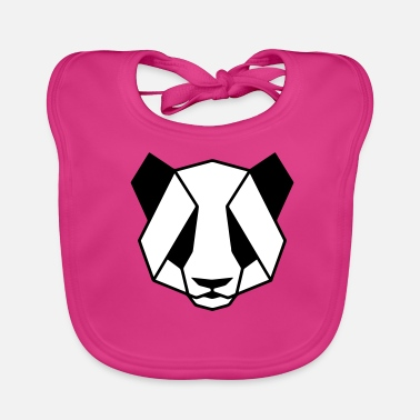 Stylish PANDA STYLISH - Bio-slabbetje voor baby's