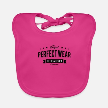 Wear Perfect Wear - Vauvan ruokalappu