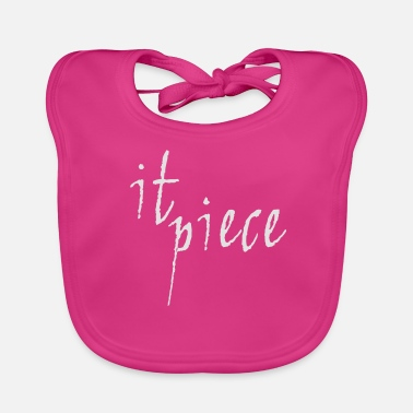 Piece It piece - Baby Bib