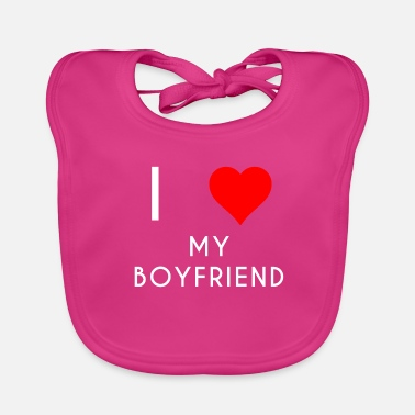 I Love My Boyfriend Babykleding Online Bestellen Spreadshirt