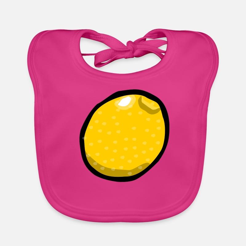Zitrone Lätzchen Spreadshirt