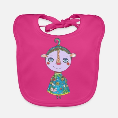 c423fc46e92b0 Shop Imaginary Baby Bibs online   Spreadshirt