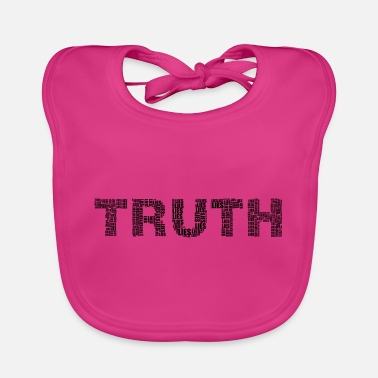 Truth TRUTH - Baby Bib