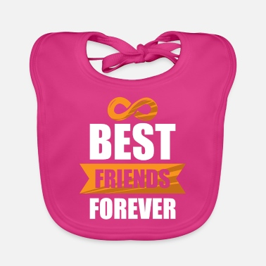 Friends friends - Baby Bib
