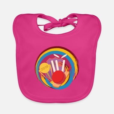 Match West Indies Cricket Fan Or Player product - Baby Bib