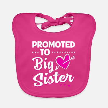 Bror Promoted To Big Sister - Stor søster baby - Smekke