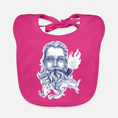 Breitbart Wise Bearded Sailor - Baby Bib