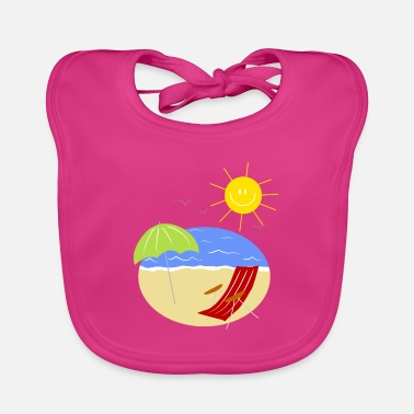 Holidays holiday - Baby Bib