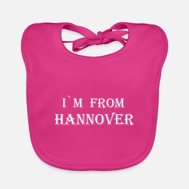 from hannover - Baby Bib