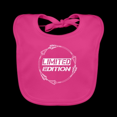 limited edition - Baby Organic Bib