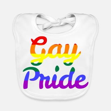 Pedir en línea Orgullo Gay Babero bebé  c45e633e6f148