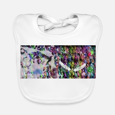 Abstract abstract - Bio-slabbetje voor baby's