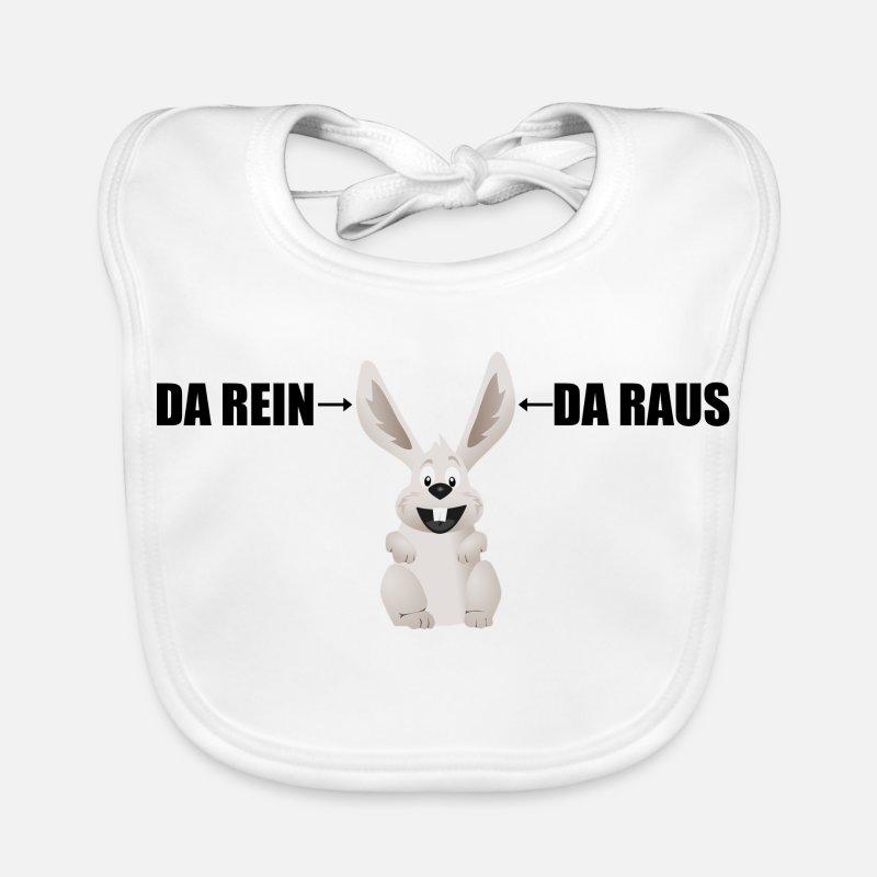 Hase Egal Durchzug Lustig Geschenk Ohren Witzig Latzchen Spreadshirt