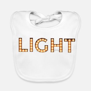 Light Light - Baby Bib