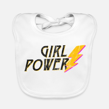 Blitz Girl Power Shirt Hippie regalo Camicia donna Blitz - Bavaglino