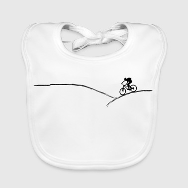 MTB mountain bike mountain bike - Baby Organic Bib