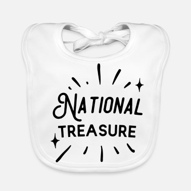 National National Treasure - Lätzchen