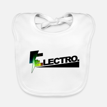 Electricity electric - Baby Bib