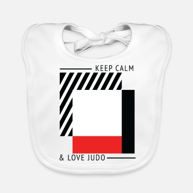 Keep Calm Love Judo Keep Calm - Bavaglino
