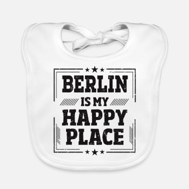 Tourist Berlin Cool Funny Sayings Mug Tourist Gift - Bio-slabbetje voor baby's