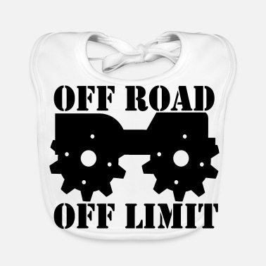 Off Off Road Off Limit - Vauvan ruokalappu