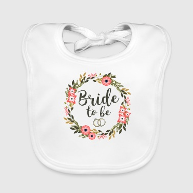 Bride to be - Baby Organic Bib