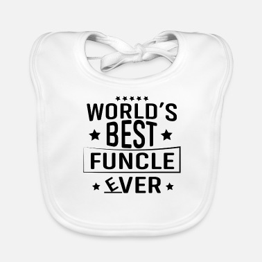 Uncle uncle - Baby Bib