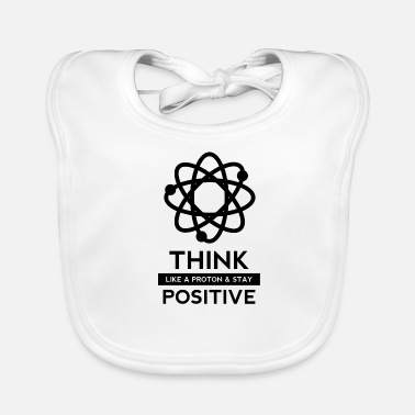 Cool Science Proton Think Positive Black Cool - Bavaglino