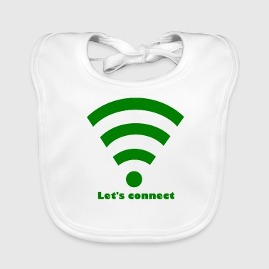 Connected Isle - Baby Organic Bib