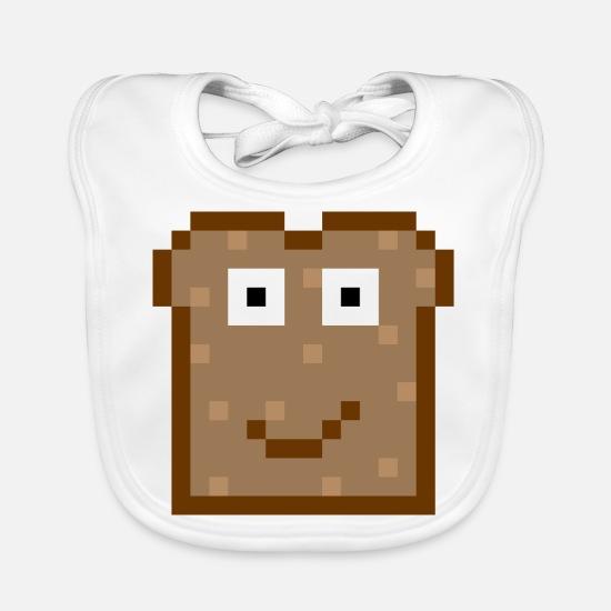 Toast Petit Déjeuner Pixel Art Pixel Idée De Cadeau