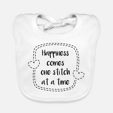 Hobby Sewing gift hobby needle tailor profession hobby - Baby Bib