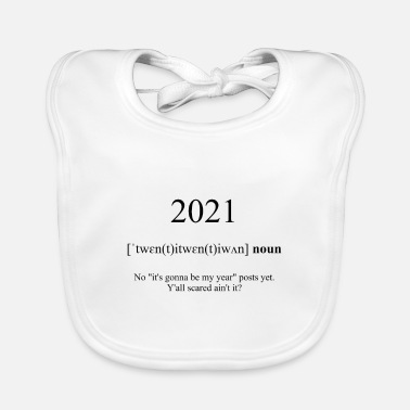 Definition 2021 (year) Definition Dictionary - Baby Bib