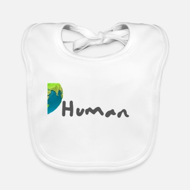 Campaign The Human Campaign - Baby Bib