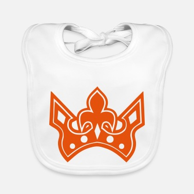 Crown crown crown royal1 - Baby Bib