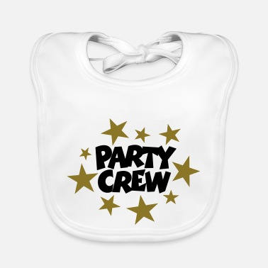 Beachparty Party Crew Stars (FI) - Ruokalappu