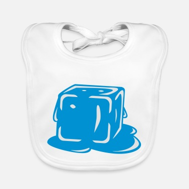 Melt Melting - Baby Bib