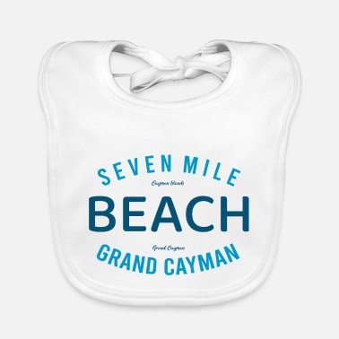 Karibik Seven Mile Beach - Grand Cayman - Cayman Islands - Lätzchen