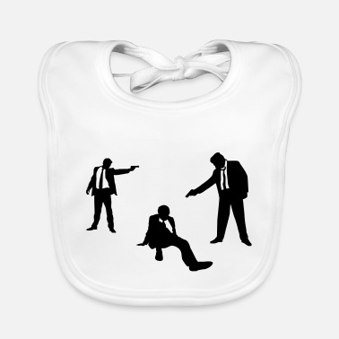 Tension Tension - Baby Bib