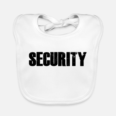 Security - Baby Bib