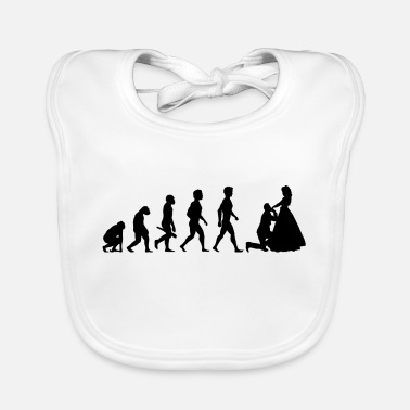 couple kiss love relationship engagement wedding13 - Baby Bib