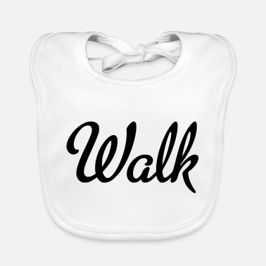 Walken Walk - Lätzchen
