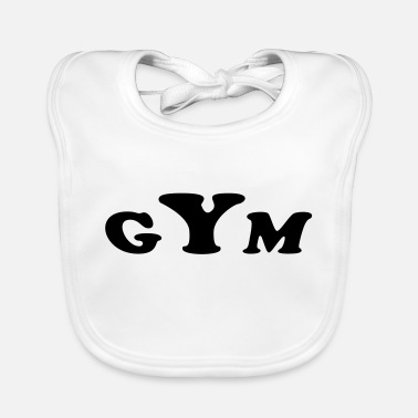 Gym Wear GYM - Baby Bib