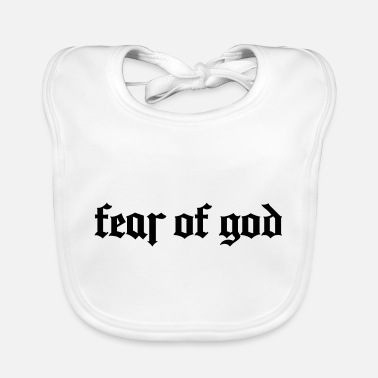 God Mother Fear Of God lainaa - Ruokalappu