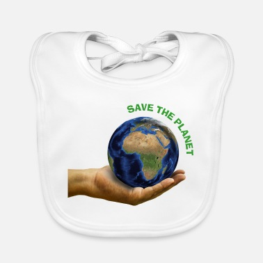 Save The Planet Save the planet - Lätzchen